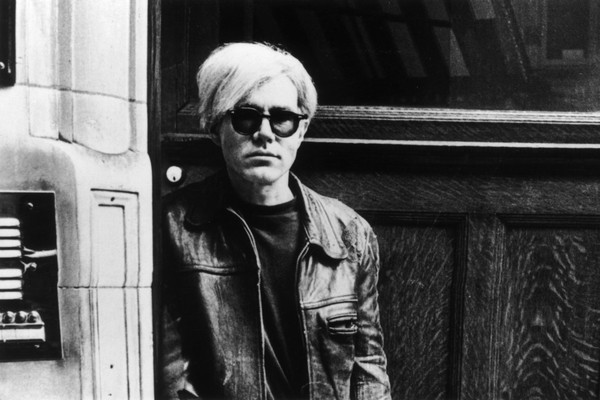 O artista Andy Warhol (Foto: Getty Images)