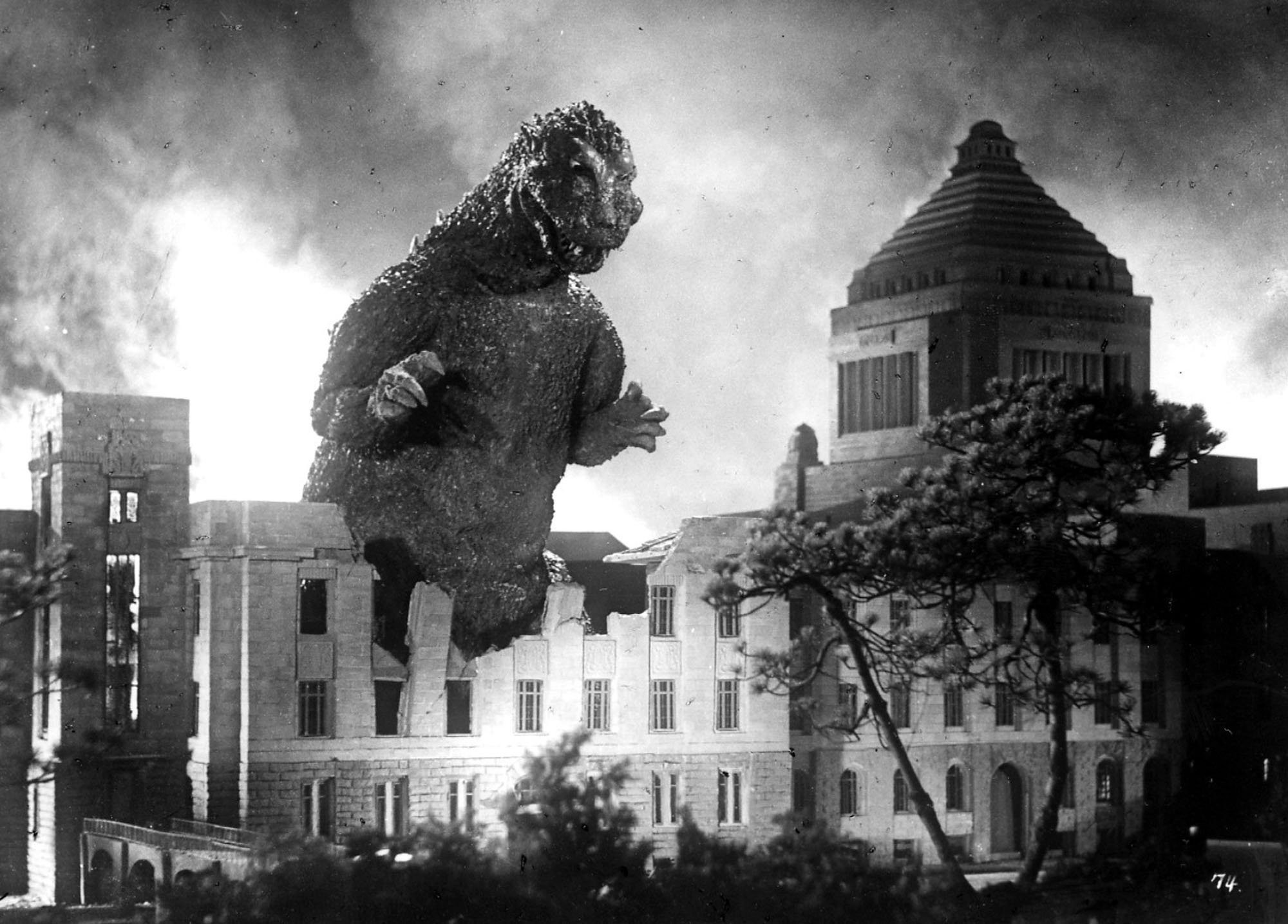 Godzilla (1954) (Foto: Divulgao)