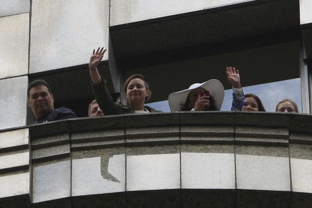 Demi Lovato (Foto: Leo Franco e Francisco Cepeda / AgNews)
