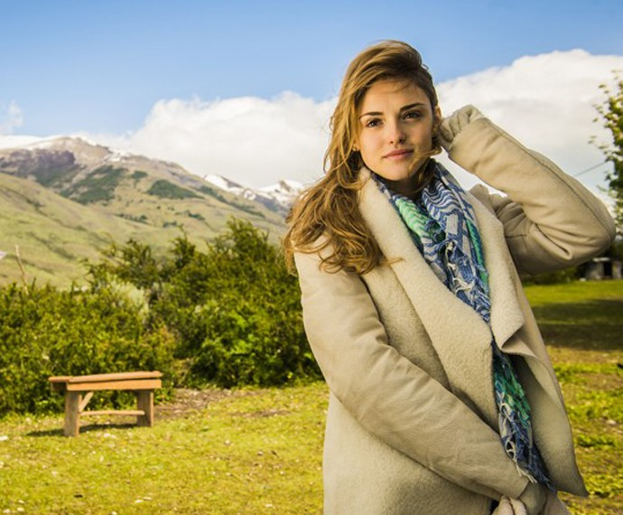 Julia era sua personagem em 'Sete Vidas' (Foto: Gshow /TV Globo)