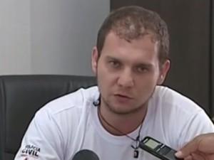 Segundo a Corregedoria da PC, delegado ainda não foi encontrado (Foto: Reprodução/Inter TV dos Vales)