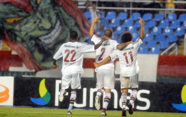 gol Fluminense x Audax (Foto: Rodrigo Ferreira / Photocâmera)