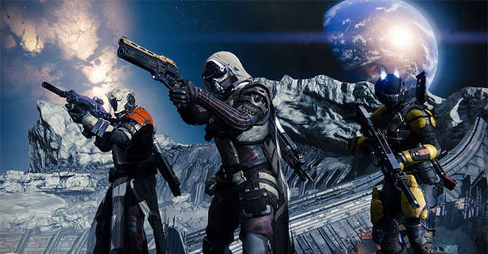 Destiny 2 será lançado em 2017 e espera-se trailer do game na E3 (Foto: Divulgação/Bungie)