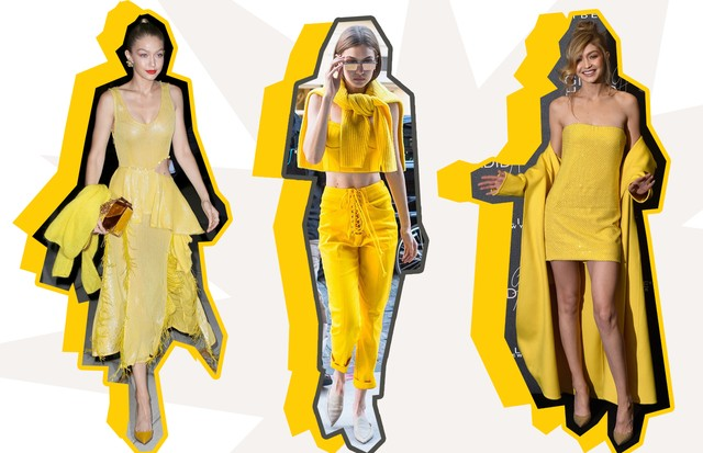 Amarelo: como usar a cor hit do verão segundo as famosas (Foto: Divulgação, Getty e Reprodução)