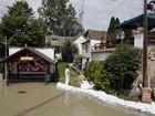 Inundações batem recordes na Hungria