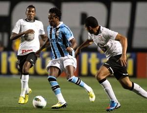 Zé Roberto Grêmio Wallace Corinthians (Foto: Rodrigo Coca / Ag. estado)
