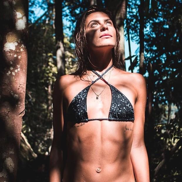 Mariana Goldfarb (Foto: Joe Kinni / Reprodução / Instagram)