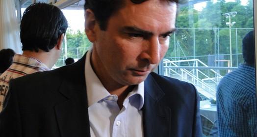 o alvo (Leonardo Simonini/Globoesporte.com)