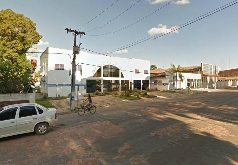 Inquérito investiga caso em Feijó (Foto: Reprodução/Google Street View)