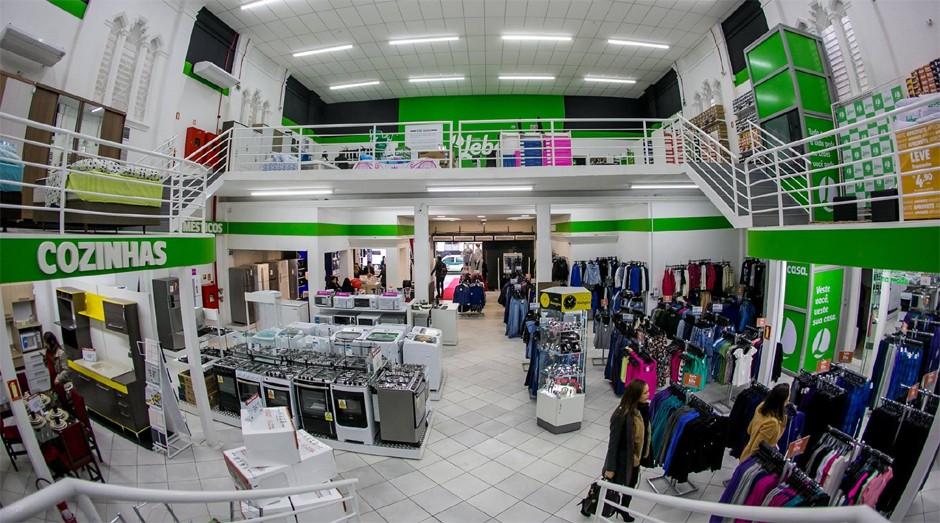 Loja Lebes: rede gaúcha de móveis e eletrodomésticos Lebes é comandada por Otelmo Drebes (Foto: Reprodução / Facebook )