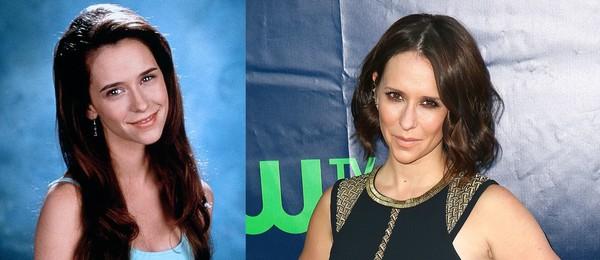 Jennifer Love Hewitt tinha 10 anos quando começou a atuar (Foto: Getty Images)