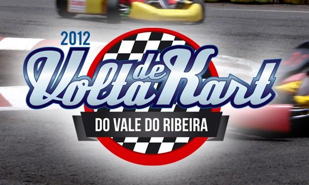 Logo Volta de kart (Foto: divulgação)