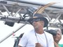 Sem Ivete Sangalo, Psirico comanda arrastão em Salvador
