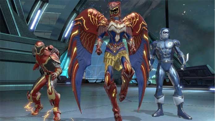 DC Universe Online é opção para quem gosta de quadrinhos (Foto: Divulgação/Sony Online)