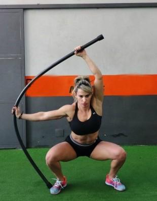 euatleta feira fitness mobbar  (Foto: Divulgação)