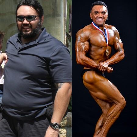 Yuri Diogenes - especialista em segurança da informação perdeu 45 quilos em cinco anos (Foto: Arquivo Pessoal)