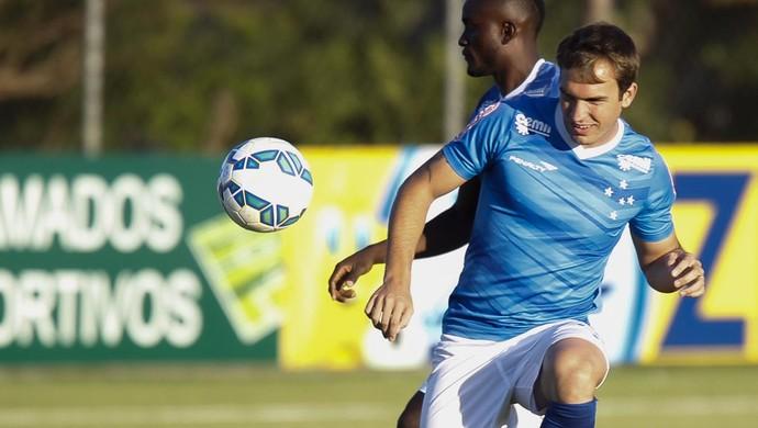 Willian Farias Cruzeiro (Foto: Washington Alves/Light Press)