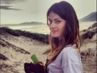 Di Ferrero clica a namorada, Isabelli Fontana: 'Assim fica fácil tirar foto'