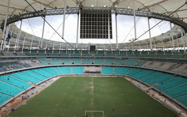 Arena Fonte Nova (Foto: Vaner Casaes / Ag. BAPRESS)