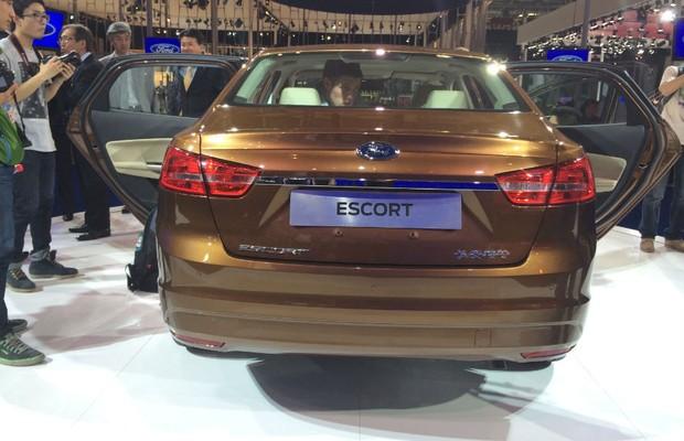 Ford Escort (Foto: Guilherme Blanco Muniz/ Autoesporte)