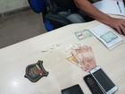 Três homens são presos suspeitos de tráfico de drogas no bairro Jutaí