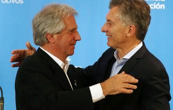 "Argentina e Uruguai voltam a falar em sediar Copa: ""Vamos trabalhar juntos"""