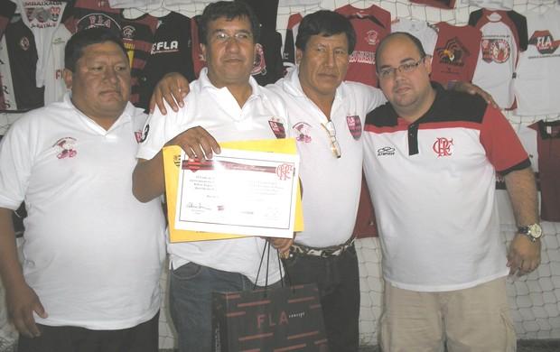 Flamengo de Sucre (Foto: Divulgação)