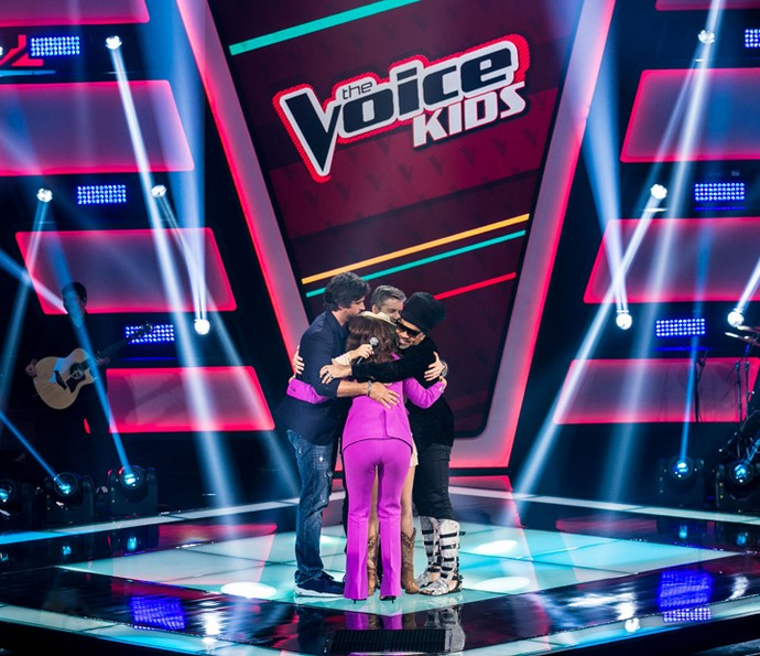 The Voice Kids (Foto: Gshow)