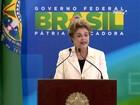 Dilma exibe termo de posse de Lula e chama grampo de 'ilegal'