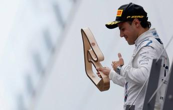 """Pole em 2014 e pódio em 2015, Massa se anima com Áustria: """"Boa para nós"""""""