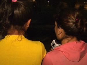 Irmãs vítimas de exploração sexual contam que saíram do Paraguai com a promessa de trabalharem como domésticas no Brasil (Foto: Reprodução/ EPTV)