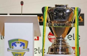 Sorteio das oitavas da Copa do Brasil será nesta terça; veja possíveis duelos
