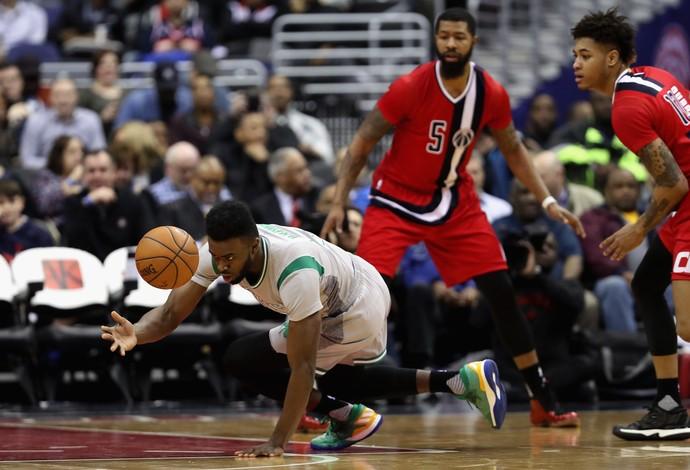 Washington Wizards x Boston Celtics NBA (Foto: Rob Carr/Getty Images)