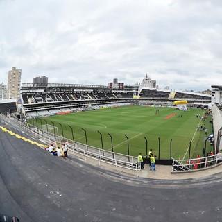 Vila Belmiro - Santos (Foto: Marcos Ribolli)