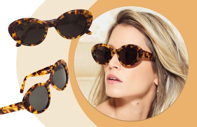 c74713abca6d0 Helena Bordon lança novos óculos de sol para sua marca (Foto  Divulgação)