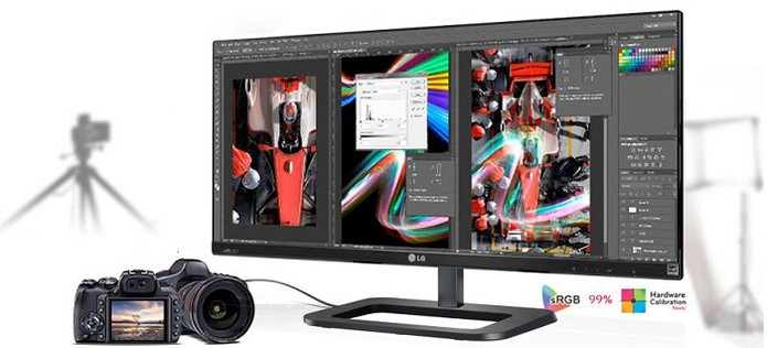 Alguns modelos permite a conexão de outros dispositivos (Foto: Divulgação/LG)