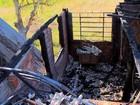 Jovem morre dentro de casa após incêndio em São Sepé, no RS