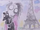 Exposição 'O Mundo de Tim Burton' é aberta nesta quinta-feira no MIS