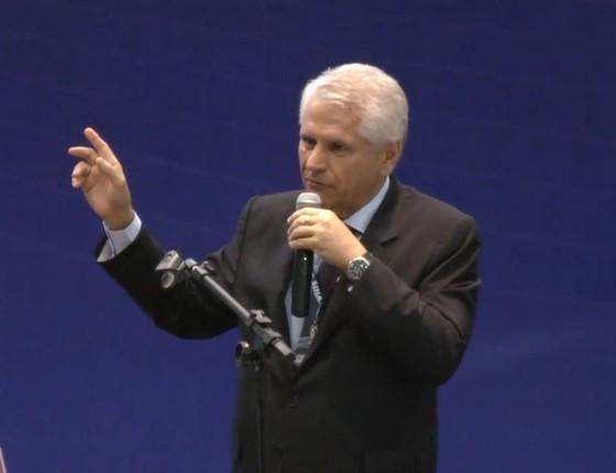 Antônio Claret, presidente da Infraero (Foto: Reprodução)