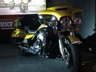 Harley-Davidson lança linha touring 2017 com motor que vibra menos