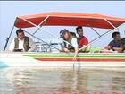 Análise da qualidade das águas é feita nos balneários de Santarém