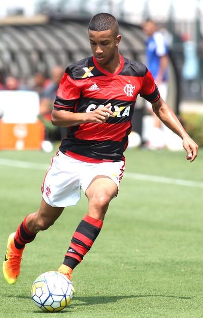 Jorge Flamengo X figueirense (Foto: Gilvan de Souza / Flamengo)