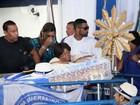 Corpo de Marcos Falcon, presidente da Portela, é velado no Rio