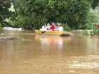 Chuva no ES atinge 19 cidades, deixa 2 mortos e mais de 600 desabrigados