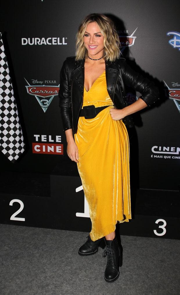 Giovanna Ewbank (Foto: Thiago Duran/AgNews)