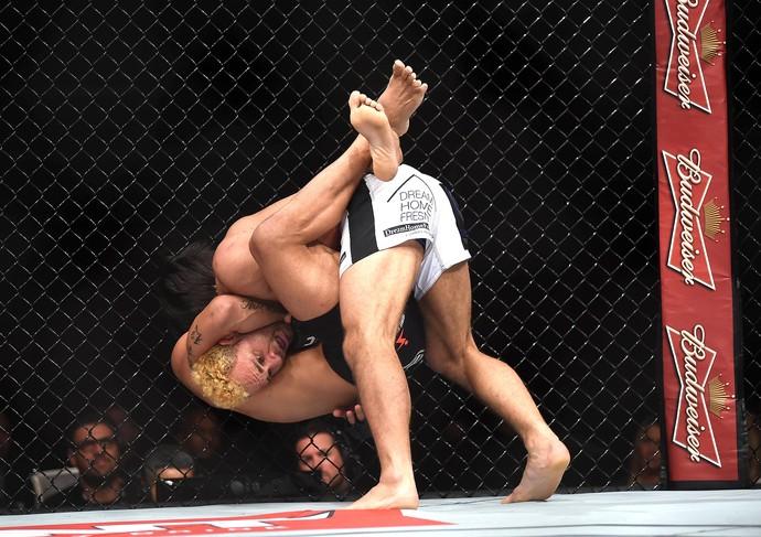 UFC Rio 6 - Erick Silva x Josh Koscheck (Foto: André Durão)