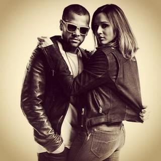 Thaissa Carvalho e Daniel Alves (Foto: Instagram / Reprodução)