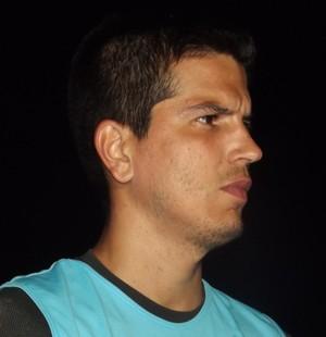 Getúlio Vargas, goleiro do ABC (Foto: Tiago Menezes)