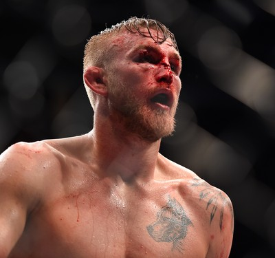 Alexander Gustafsson UFC 192 (Foto: Getty Images)