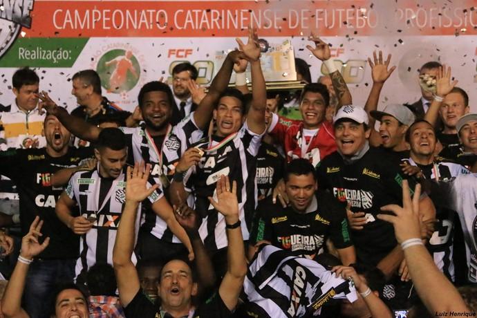 5dda48a8f6 Figueirense campeão catarinense 2014 (Foto  Luiz Henrique Figueirense FC)